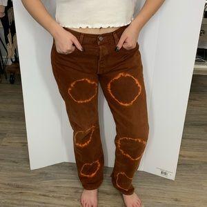 🎃Vintage pants for 60s Halloween Costume!